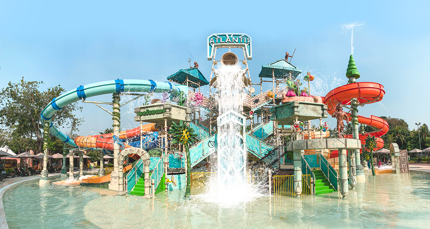 Atlantis Water Adventure ancol